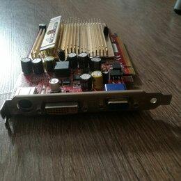 Видеокарты - Видеокарта PCI-E MSI MS-8981 GeForce 6600 /256Mb, 0