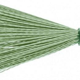 Садовые щетки и метлы - Метла полипропиленовая СИБРТЕХ круглая 160 х 300 мм 63205 [63205], 0