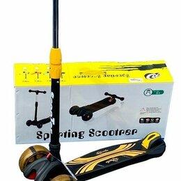 Самокаты - Детский самокат Scooter Maxi Sporting Roll, 0