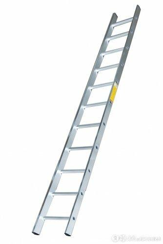"""Лестница односекционная 1х 14 ступеней """"ЭНКОР"""" 411114 по цене 4418₽ - Лестницы и элементы лестниц, фото 0"""