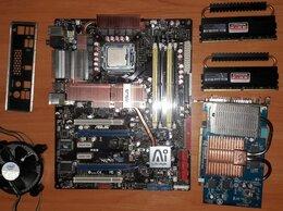 Настольные компьютеры - Топ комплект своего времени на чипсете X38 asus, 0