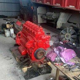 Спецтехника и навесное оборудование - Двигатель Man 2866 D2866LF06, 0