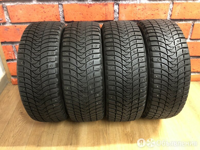 225/50/18 зимние шины Michelin X-Ice North 3 по цене 29100₽ - Шины, диски и комплектующие, фото 0