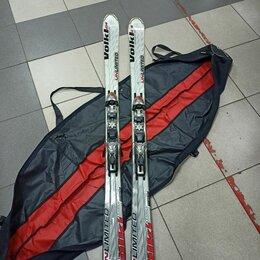 Горные лыжи - Горные лыжи Volkl Unlimited AC4 170см б/у, 0