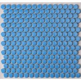 Мозаика - Мозаика Tessare 31,5х29,1х0,6см керамика голубой шт(NK80093), 0