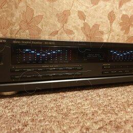 Оборудование для звукозаписывающих студий - Эквалайзер Technics SH-GE70, 0