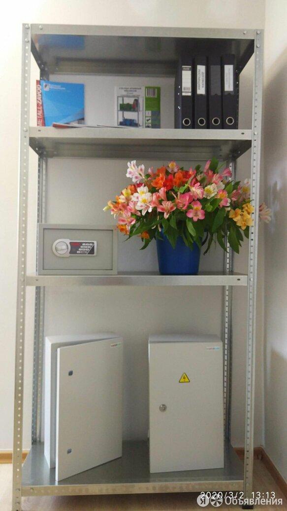 Стеллаж металлический оцинкованный  по цене 3178₽ - Стеллажи и этажерки, фото 0