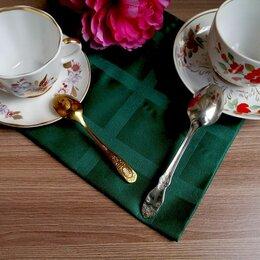 Столовые приборы - Ложки чайные кофейные мельхиор, 0