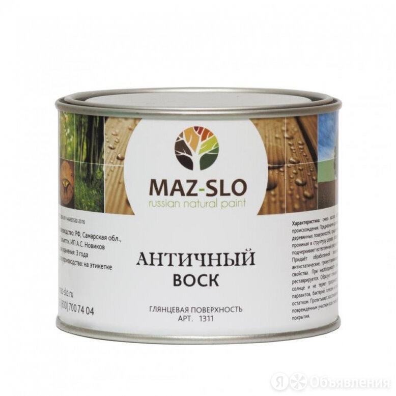 Античный воск MAZ-SLO 8067418 по цене 900₽ - Масла и воск, фото 0