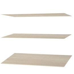 Настенно-потолочные светильники - Полки для шкафа Адель 1,6, 0