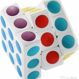 Развивающие игрушки - Roobo Развивающая игрушка Кубик Рубика Cube-tastic, 0