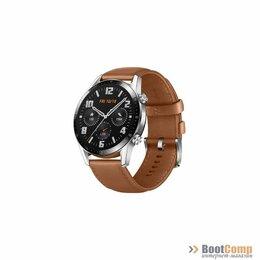 Умные часы и браслеты - Смарт часы HUAWEI WATCH GT 2 Latona-B19V, коричневый, 0