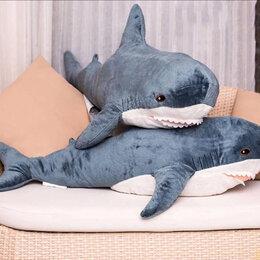 Мягкие игрушки - Мягкая игрушка Акула 120 см, 0
