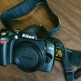Фотоаппараты - Зеркальный фотоаппарат Nikon D40, 0