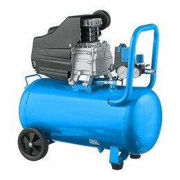 Воздушные компрессоры - Компрессор воздушный Deutech 50 л, 300 л/мин, 0