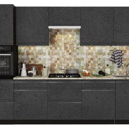 """Кухонные гарнитуры - Модульная кухня """"Бруклин"""" 3,0 м (Улучшенная фурнитура), 0"""