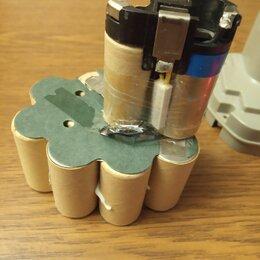 Аккумуляторы и зарядные устройства - Аккумуляторная сборка для шуруповерта 14,4 2000mah, 0