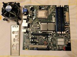 Материнские платы - Материнская плата Intel DQ35JOE + Core 2 Duo E6750, 0
