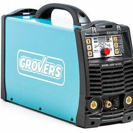 Сварочные аппараты - Сварочный инвертор grovers wsme 200P AC/DC, 0
