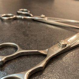 Принадлежности для парикмахерских - Парикмахерские ножницы новые Smith Chu, 0