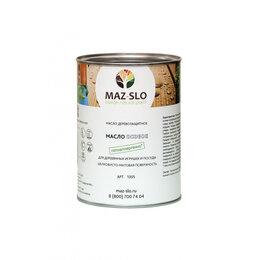 Упаковочные материалы - Масло для игрушек и посуды из дерева MAZ-SLO Особое, 0