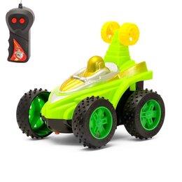 Радиоуправляемые игрушки - Машина радиоуправляемая «Перевёртыш», арт. ST555, 0
