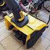 Cнегоуборщик электрический Сhampion STE 1650 220В по цене 10395₽ - Снегоуборщики, фото 2