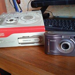 Фотоаппараты - Компактный цифровой фотоаппарат, 0