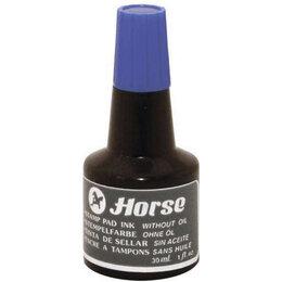 """Краски - Краска Штемпельная Син. """"Horse"""" 30 Мл HO, 0"""