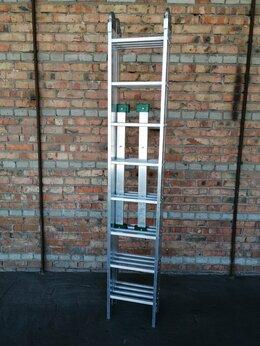 Лестницы и стремянки - Лестница-трансформер 4х8 эксперт (8,7 м), 0