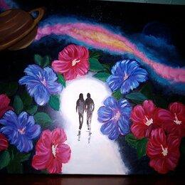 """Картины, постеры, гобелены, панно - Картина """"Вечность"""" , 0"""