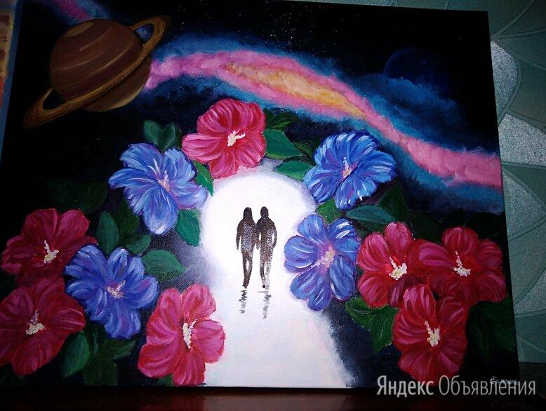 """Картина """"Вечность""""  по цене 22000₽ - Картины, постеры, гобелены, панно, фото 0"""