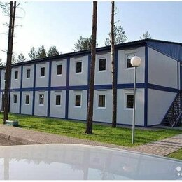 Готовые строения - Модульные строения для проживания рабочей бригады , 0