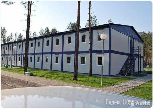 Модульные строения для проживания рабочей бригады  по цене не указана - Готовые строения, фото 0