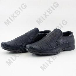 Туфли и мокасины - Туфли подростковые, мужские TUOLUO, 0
