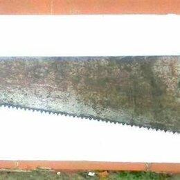 Пилы, ножовки, лобзики - Ножовка по дереву СССР, 0