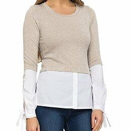 Блузки и кофточки - Оригинальный джемпер. 48, 0