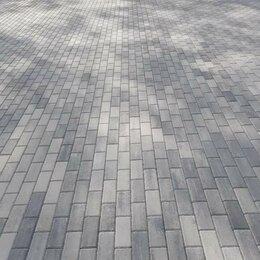 Тротуарная плитка, бордюр - Укладка тротуарной плитки , 0