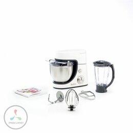 Кухонные комбайны и измельчители - Кухонный комбайн Moulinex QA500, 0