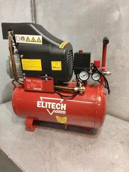 Воздушные компрессоры - Компрессор ELITECH КПМ 300/24 Промо, 0