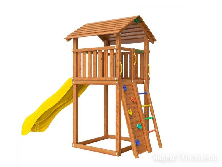 Игровой комплекс Jungle Cottage по цене 48024₽ - Спортивная защита, фото 0