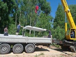 Железобетонные изделия - Плита дорожная 3х1.75 м. (2п 18-30-18) доставка…, 0