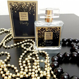 Парфюмерия - Парфюмерная вода Little Black Dress Party 50мл, 0
