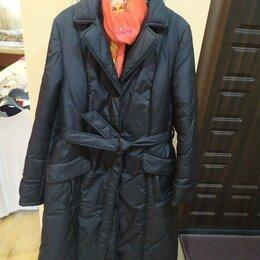 Пальто - Пальто утепленное на синтепоне, р. 46, 0