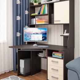 Компьютерные и письменные столы - КОМПЬЮТЕРНЫЙ СТОЛ СК-25, 0