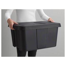 Корзины, коробки и контейнеры - Новые контейнеры для хранения Клэмтаре Икеа, 0