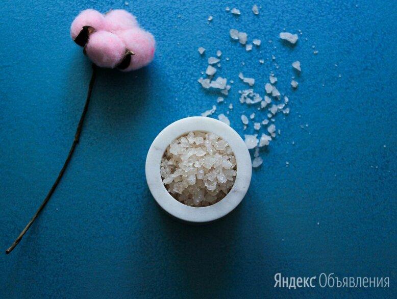 Английская магниевая соль по цене 440₽ - Пена, соль, масло, фото 0