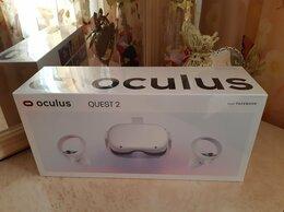 Очки виртуальной реальности - Шлем виртуальной реальности Oculus Quest 2 (Новый), 0