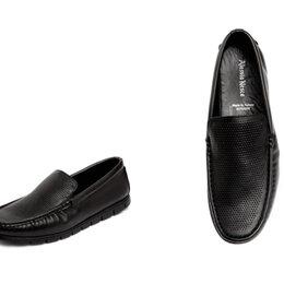 Мокасины - туфли, мокасины мужские р.44, 0