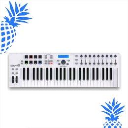 Клавишные инструменты - Midi клавиатура Arturia Keylab Essential 49, 0